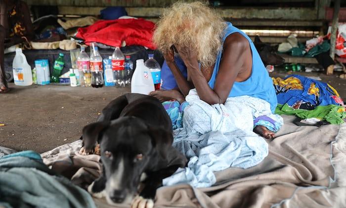 indigenous poverty
